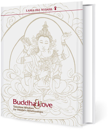 Buddha and Love book